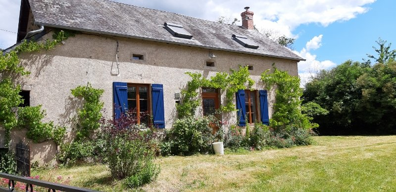 Charming  fully renovated house for sale in Nièvre, Burgundy