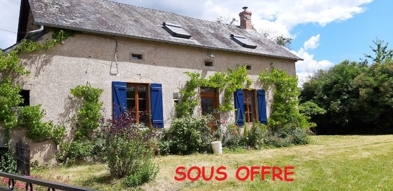 Coquette maison rénovée à vendre dans la Nièvre, Bourgogne
