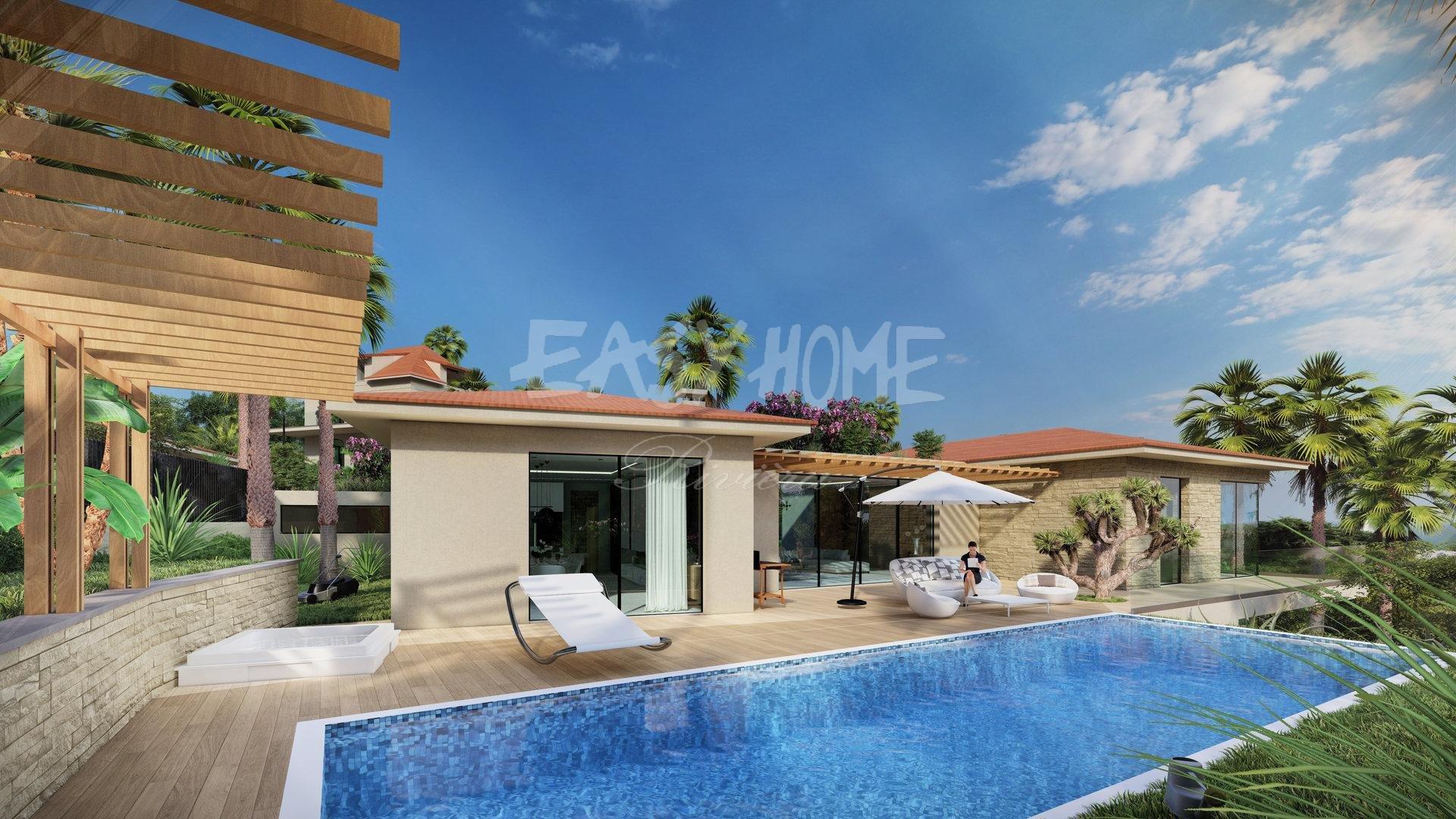 Purchase / Sale New villa Sainte-Maxime