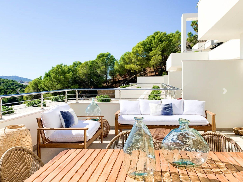 Appartementen met uitzicht op zee in Altea