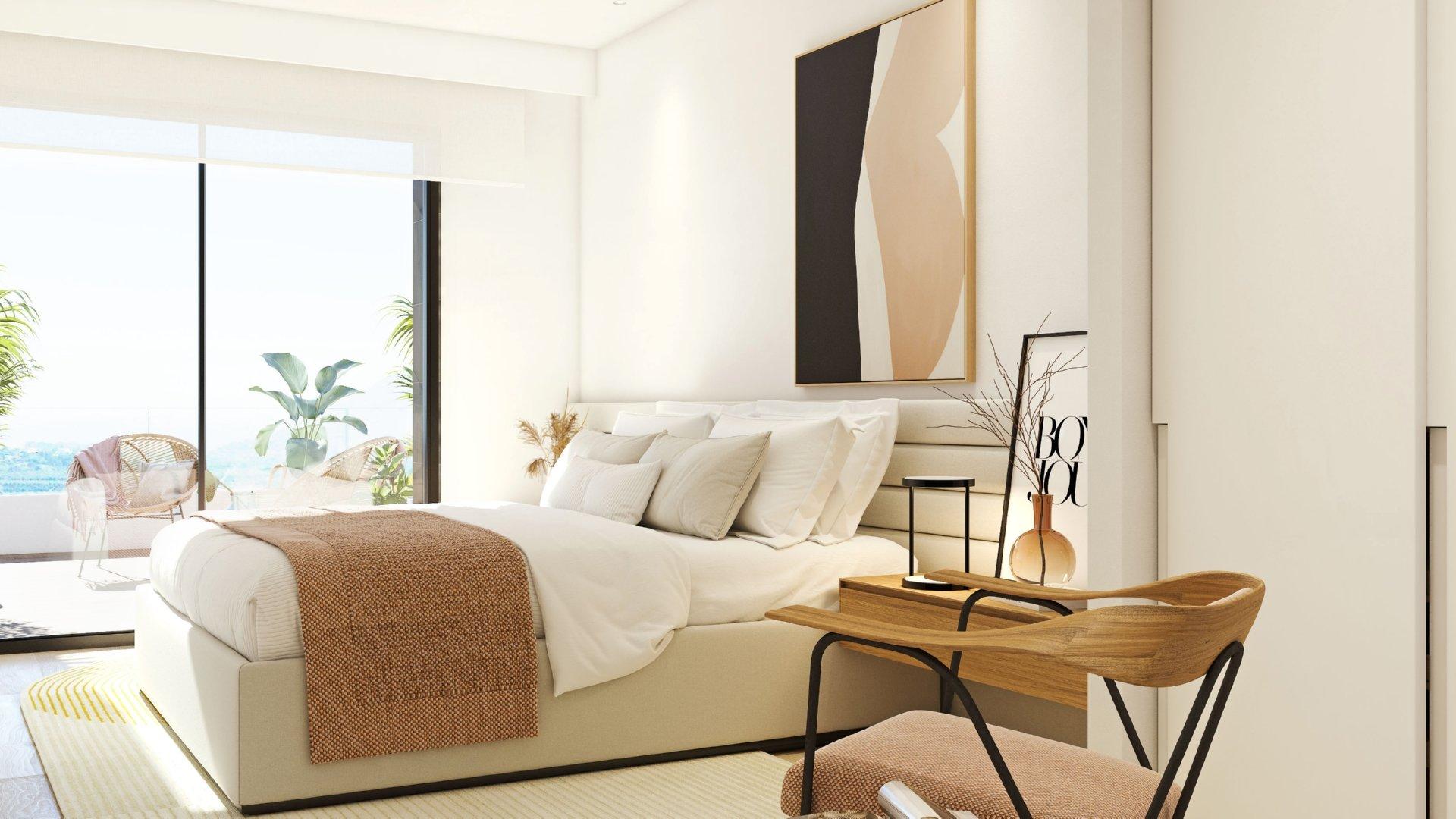 3 slaapkamerappartementen om van het leven te genieten