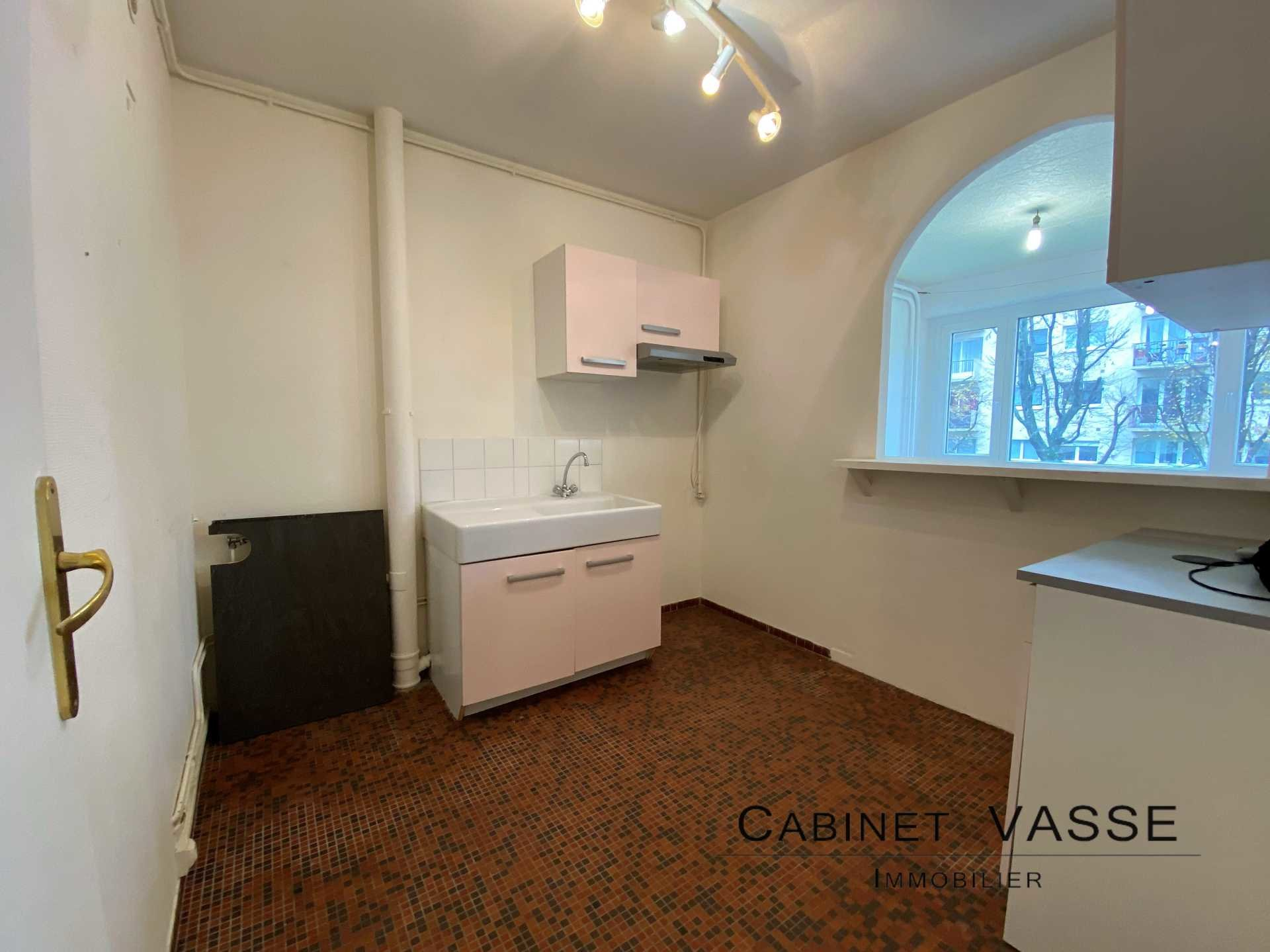 Vente Appartement - Hérouville-Saint-Clair