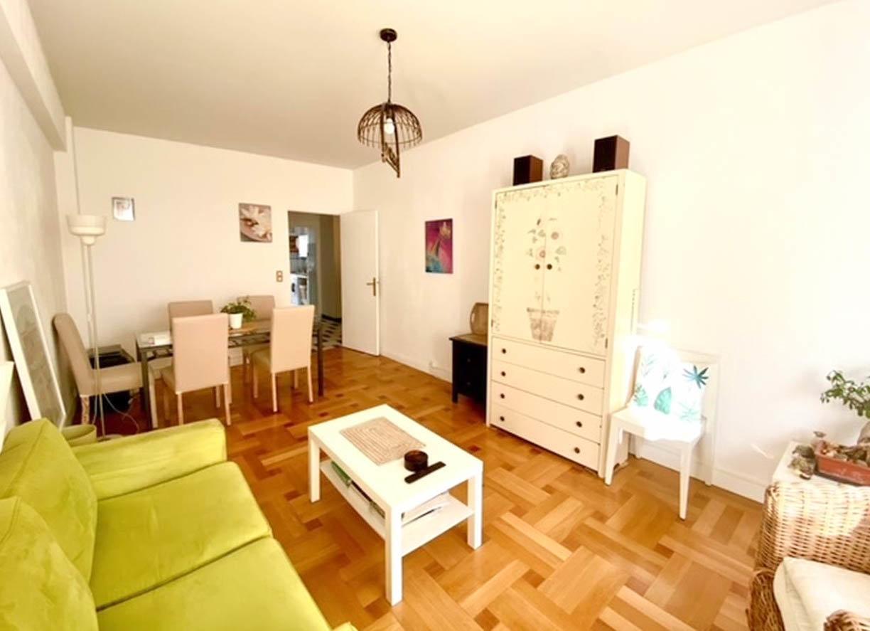 VENTE Appartement 2P 57M2 Nice Musiciens Balcons Excellent