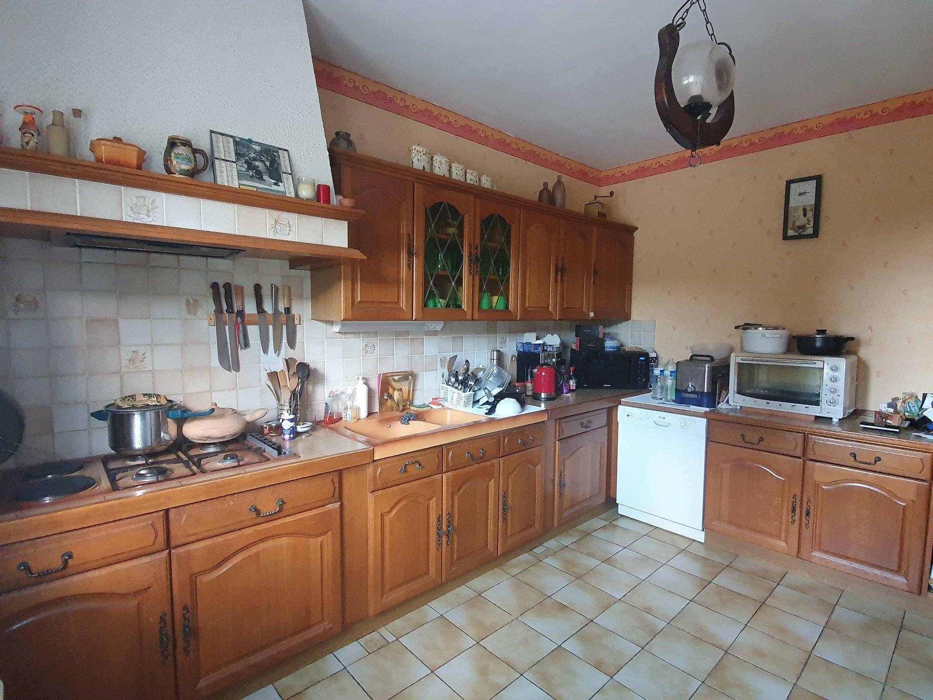 Montigny sur Loing : Maison 5 pièces 123 m2
