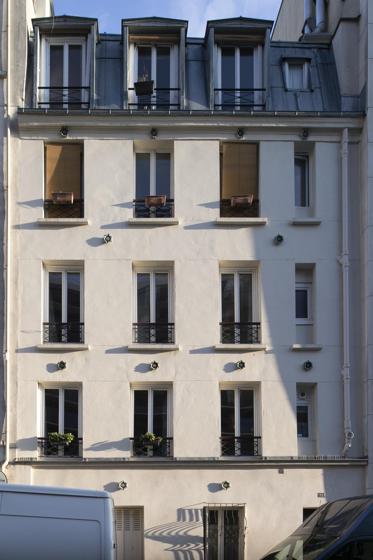 Vente Appartement Paris 19ème Combat