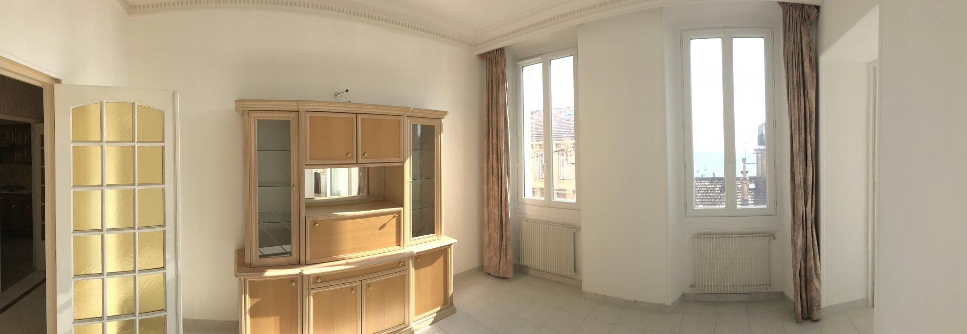 Appartement avec aperçu mer