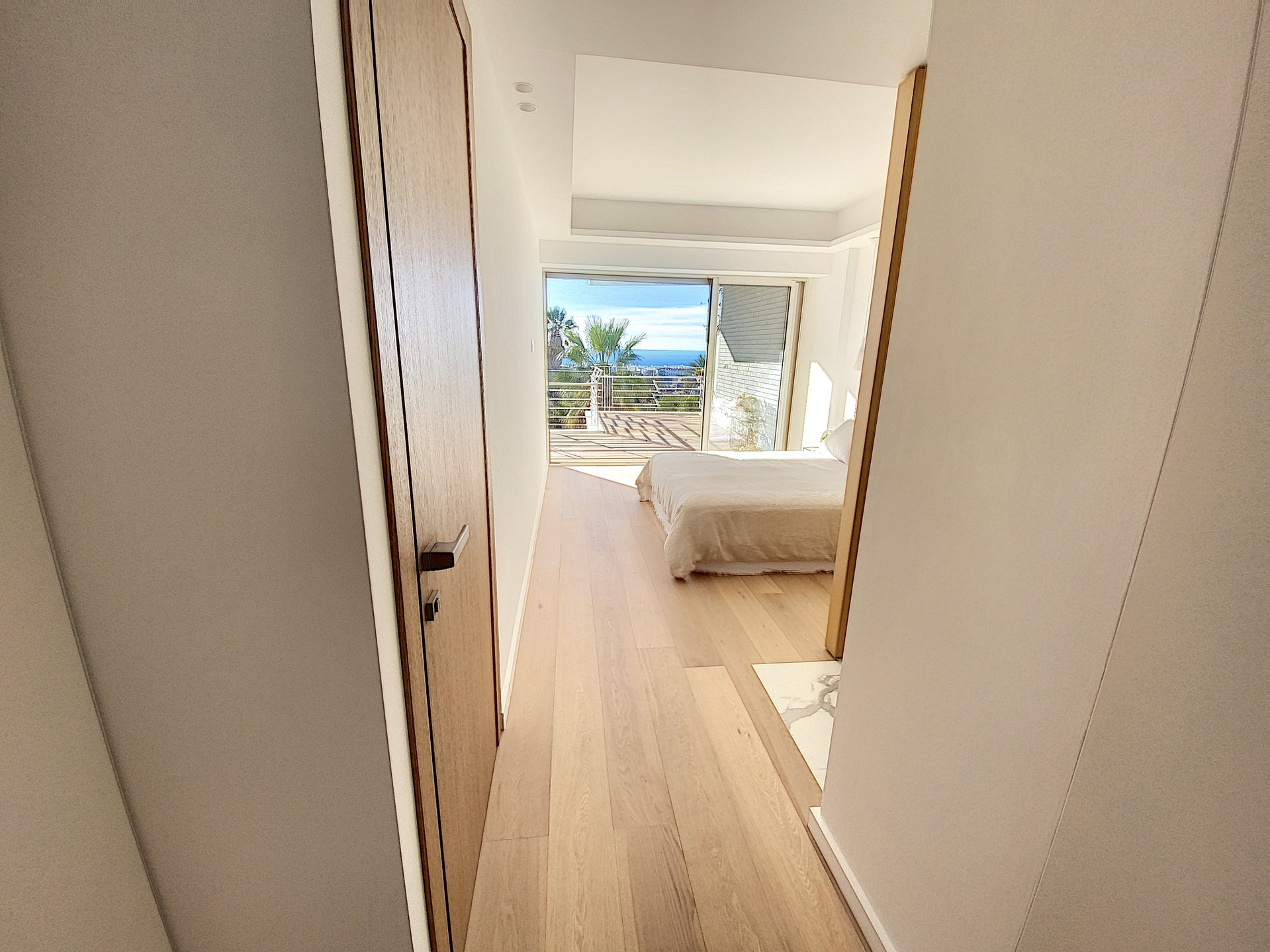 Cannes Montfleury luxury residence 3P sea view