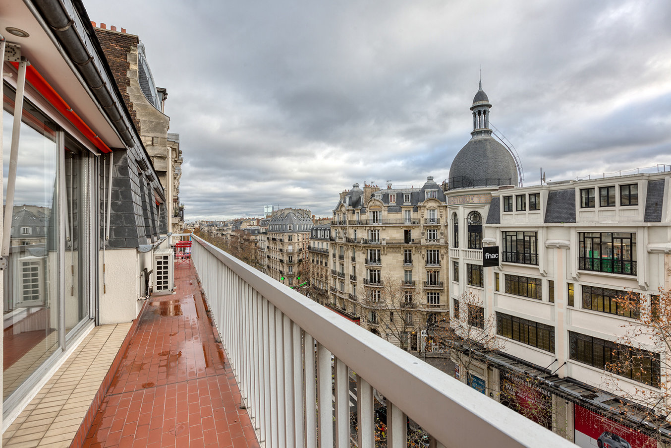 Rent apartement with terrace - Avenue Niel, 75017 Paris