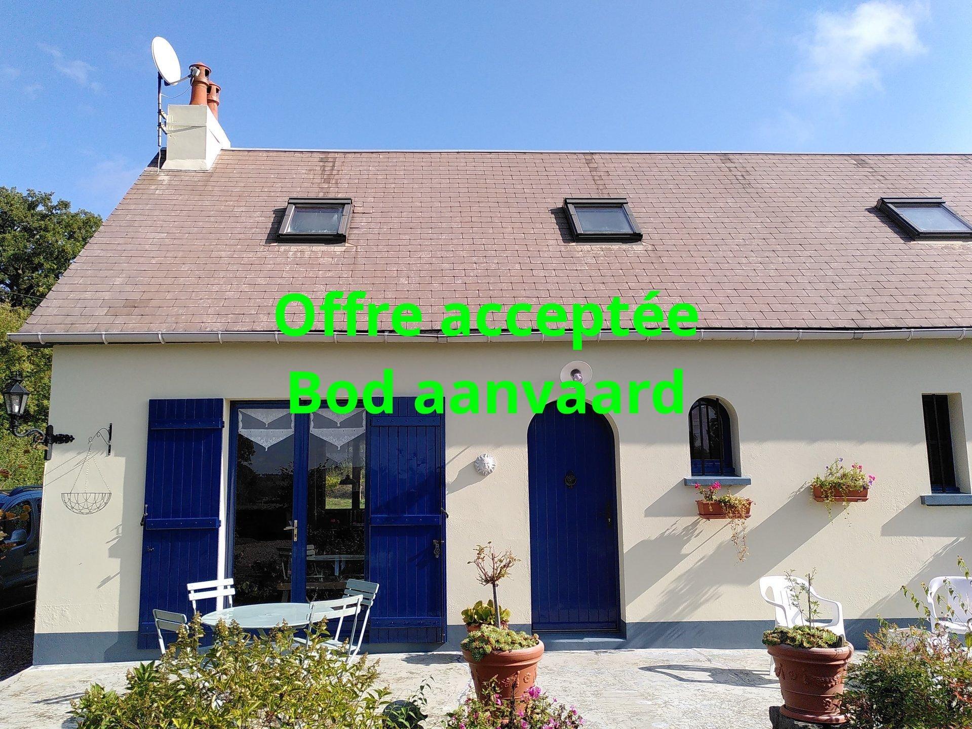 Maison individuelle avec jardin et vue à vendre en Bourgogne