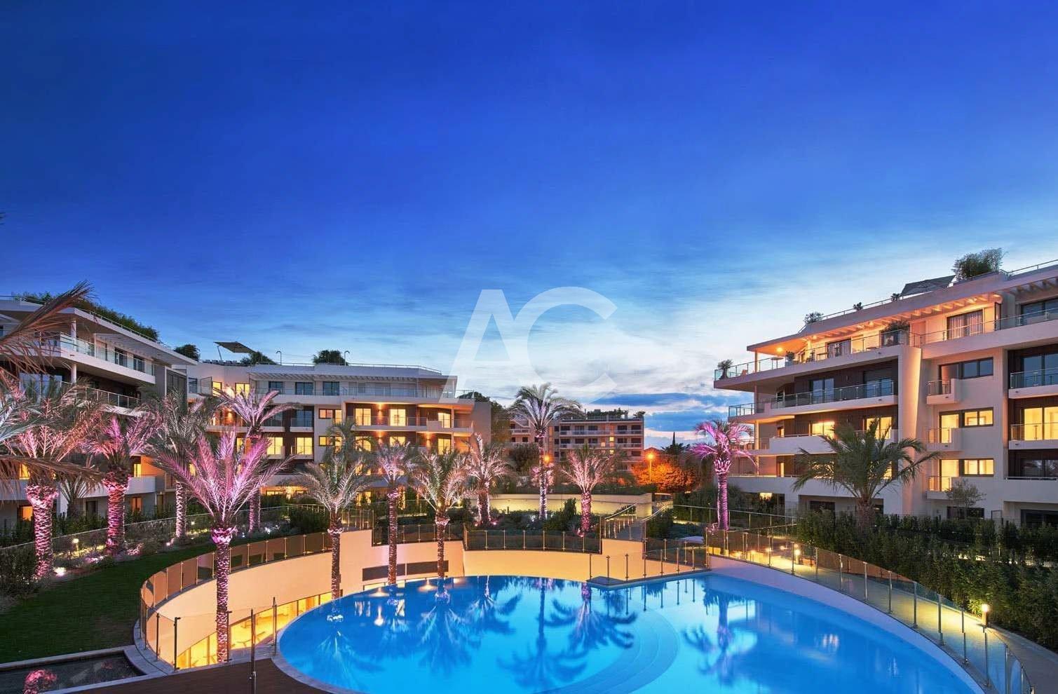 Luxury apartment - Cap d'Antibes - Near the beach