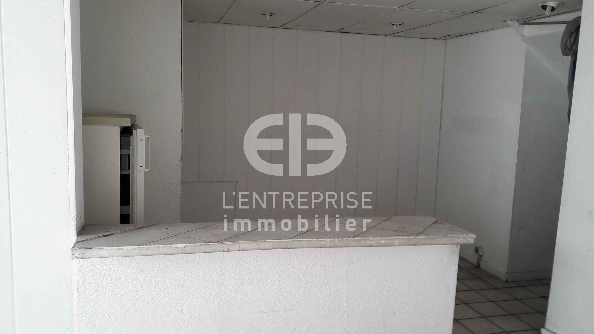 A LOUER LOCAL 220 M² NICE OUEST