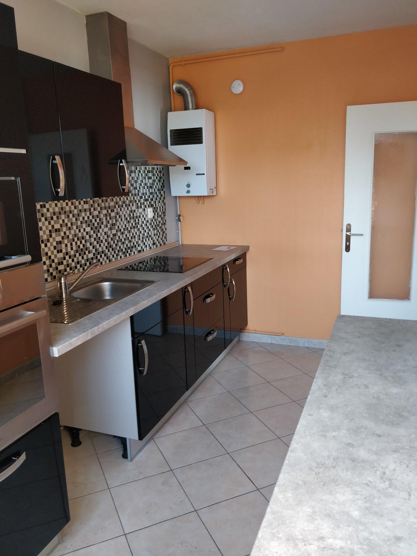 Nantes - Romanet - Appartement 3 pièces de 62 m2