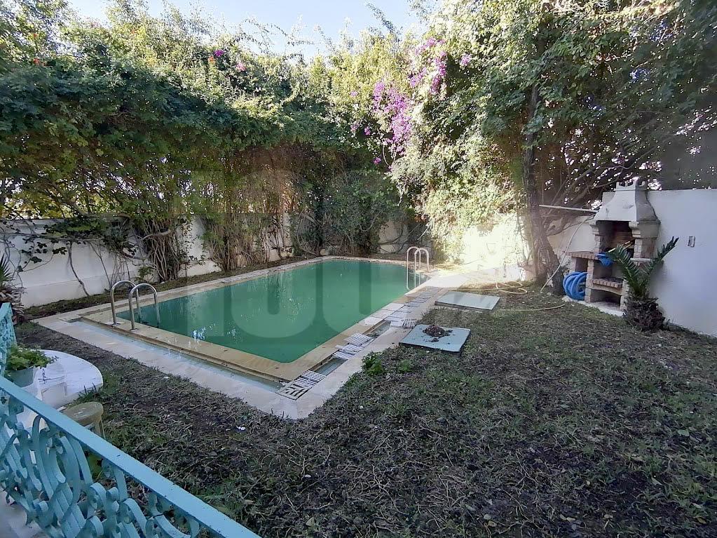 Vente villa de 780m² à Sidi Daoud La Marsa