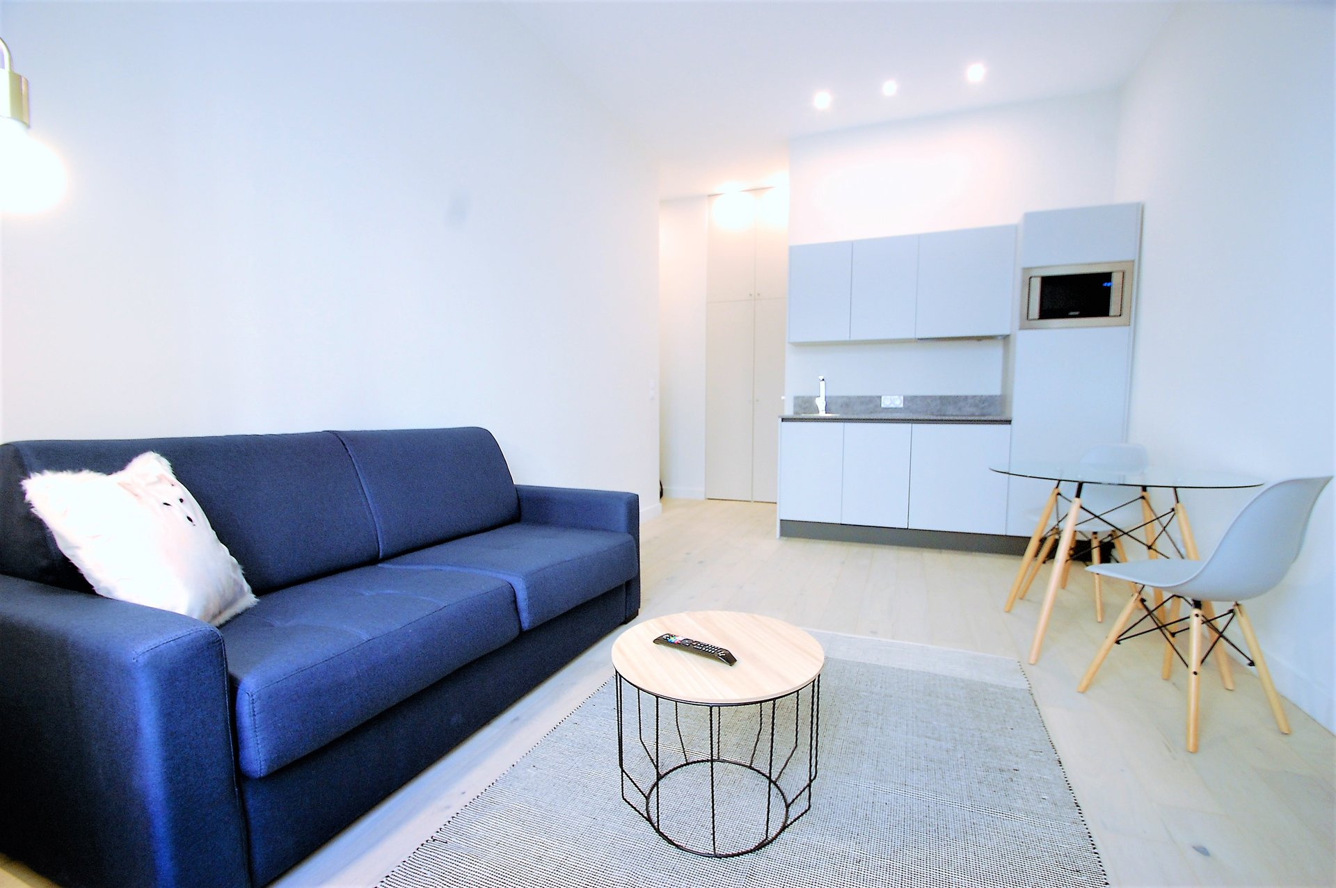Rental Apartment - Nice Garibaldi