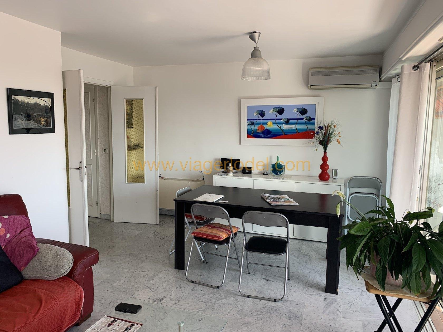Life annuity Apartment - Antibes