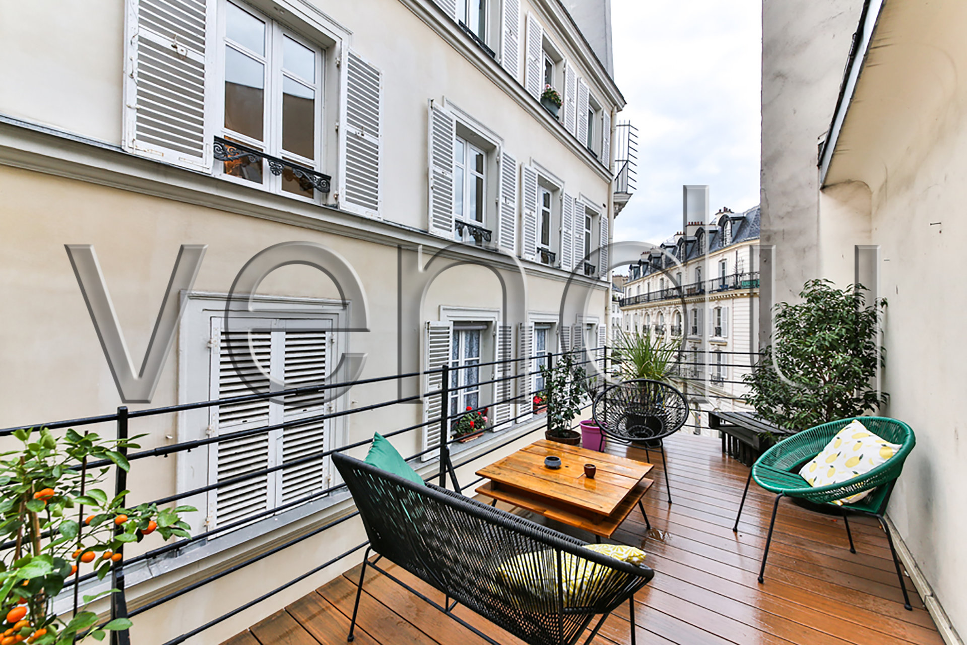 Sale Apartment - Paris 9th (Paris 9ème)