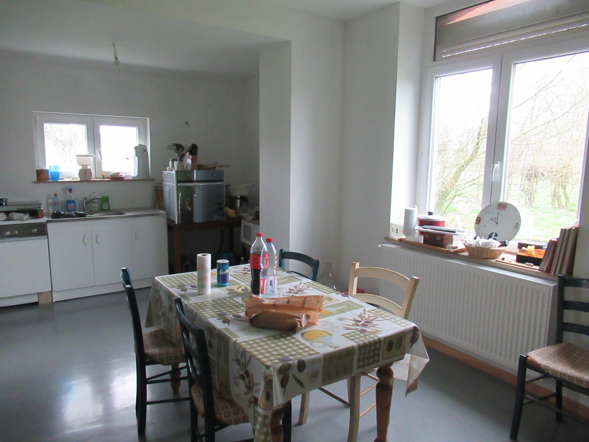 Location Maison - Dompierre Sur Helpe