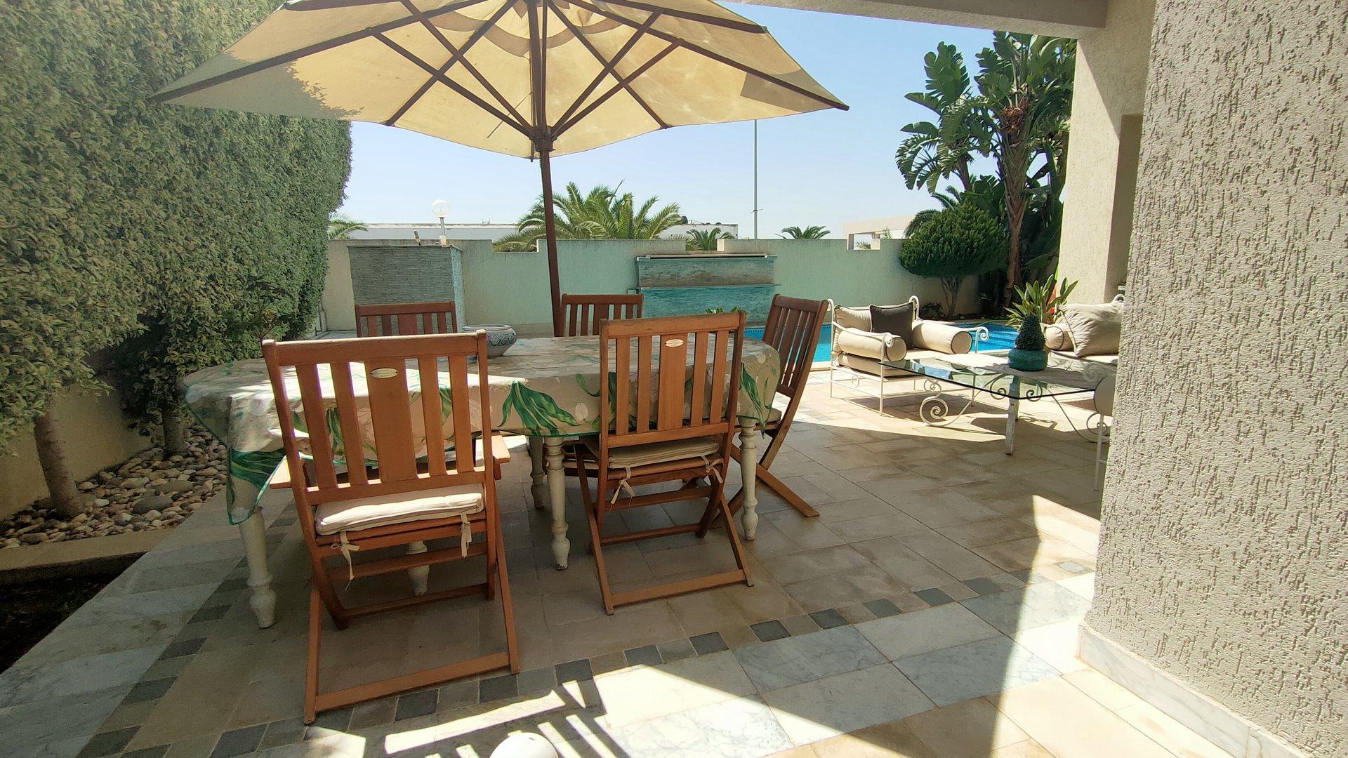 Villa avec piscine au lac 2