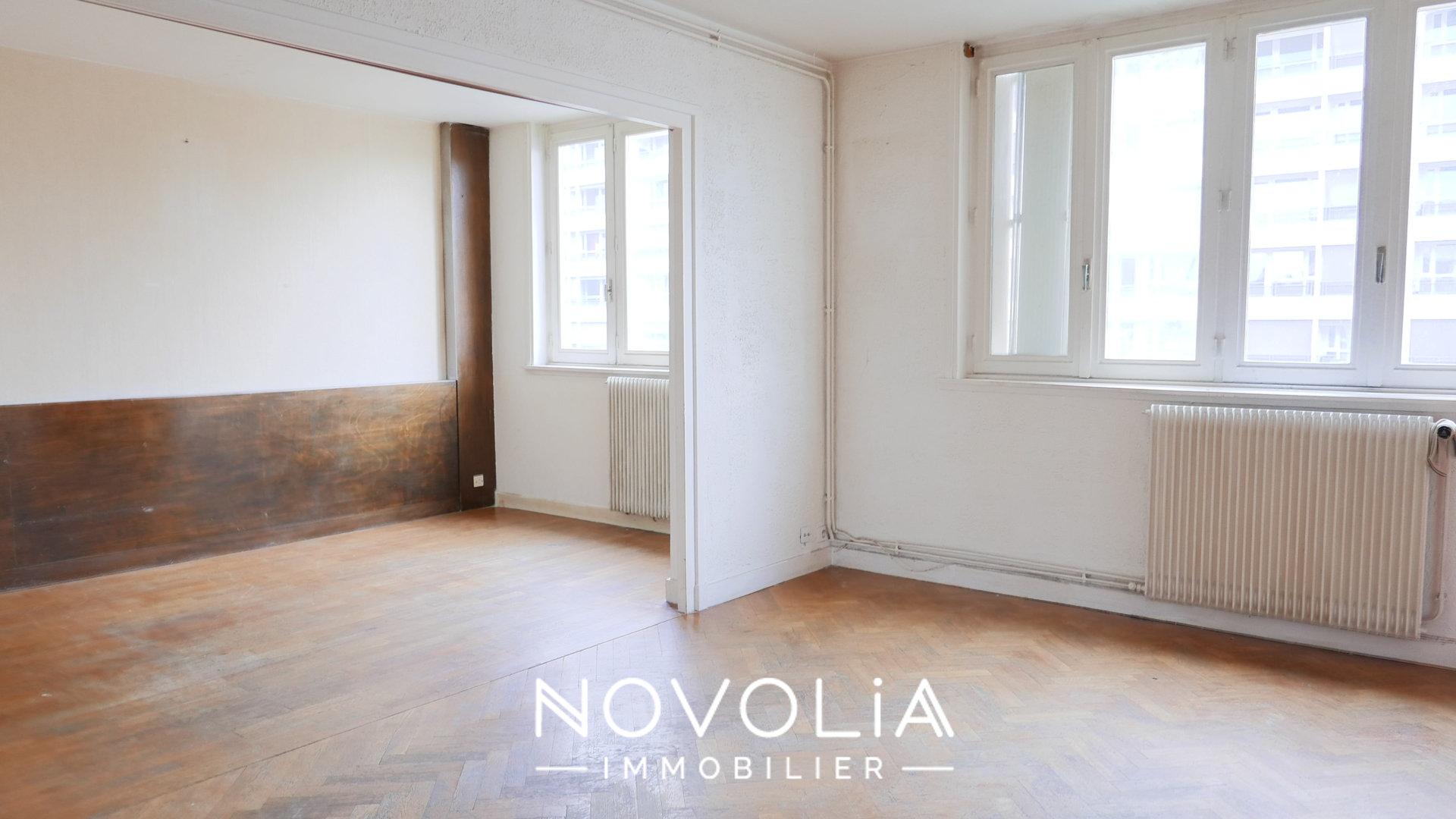 Achat Appartement Surface de 74.56 m²/ Total carrez : 74.56 m², 4 pièces, Villeurbanne (69100)