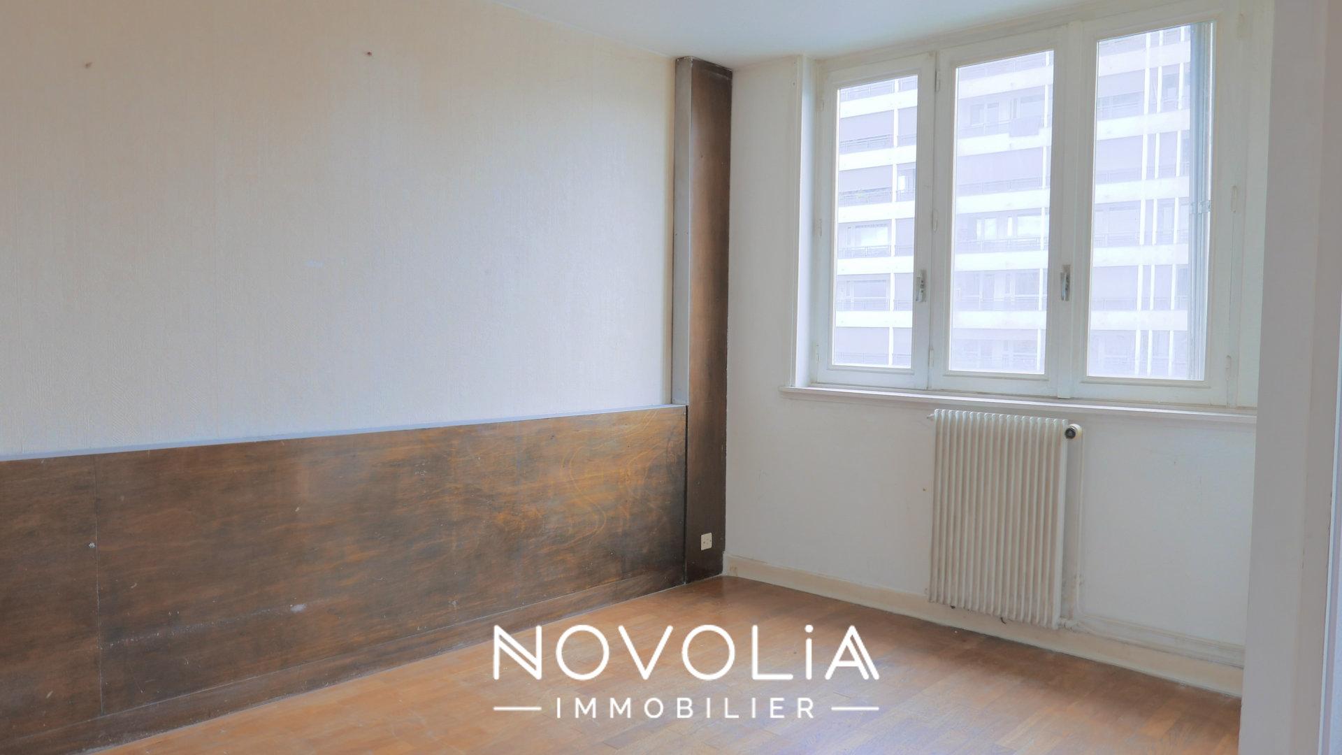 Achat Appartement, Surface de 74.56 m²/ Total carrez : 74.56 m², 4 pièces, Villeurbanne (69100)