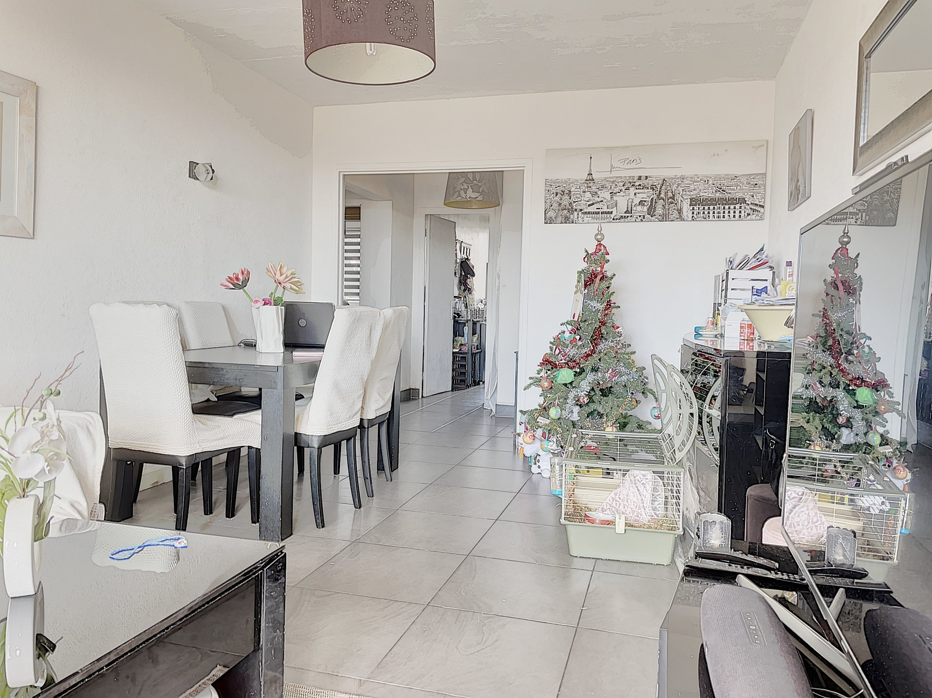 CAGNES SUR MER (06800) - Appartements 3P - TERRASSE - PARKING