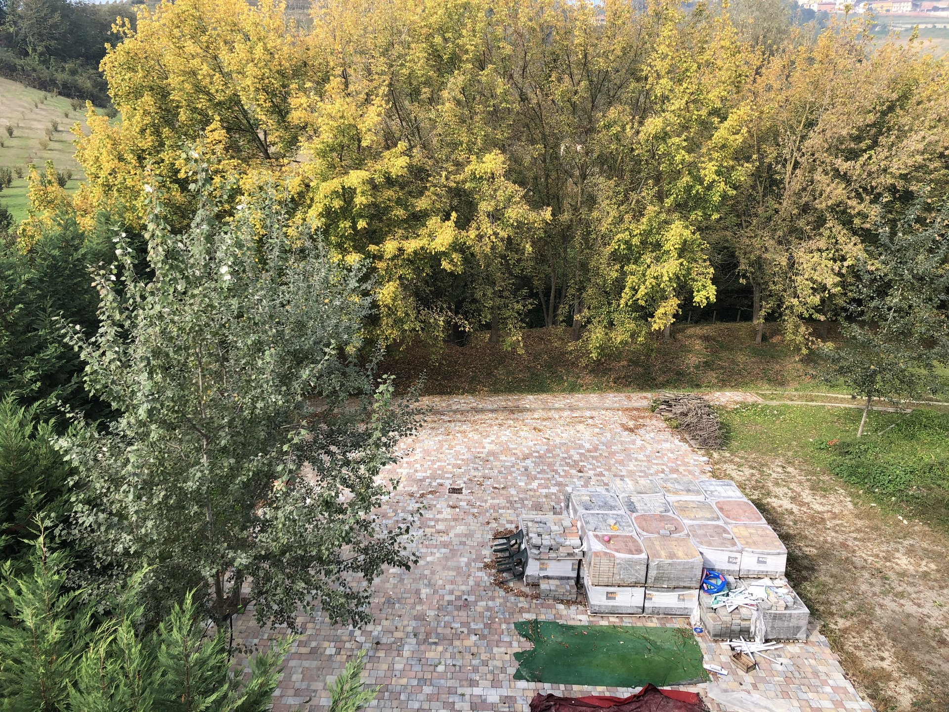 Struttura in Valle San Matteo