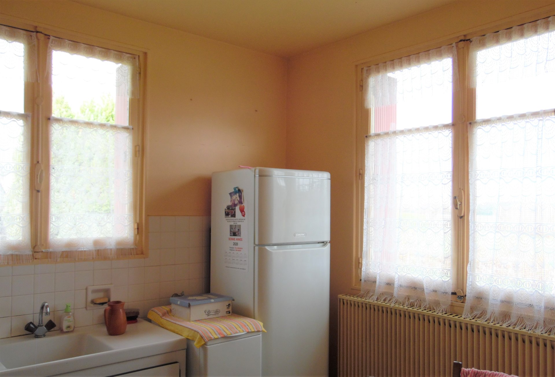 House with large basement and garden for sale in the Creuse