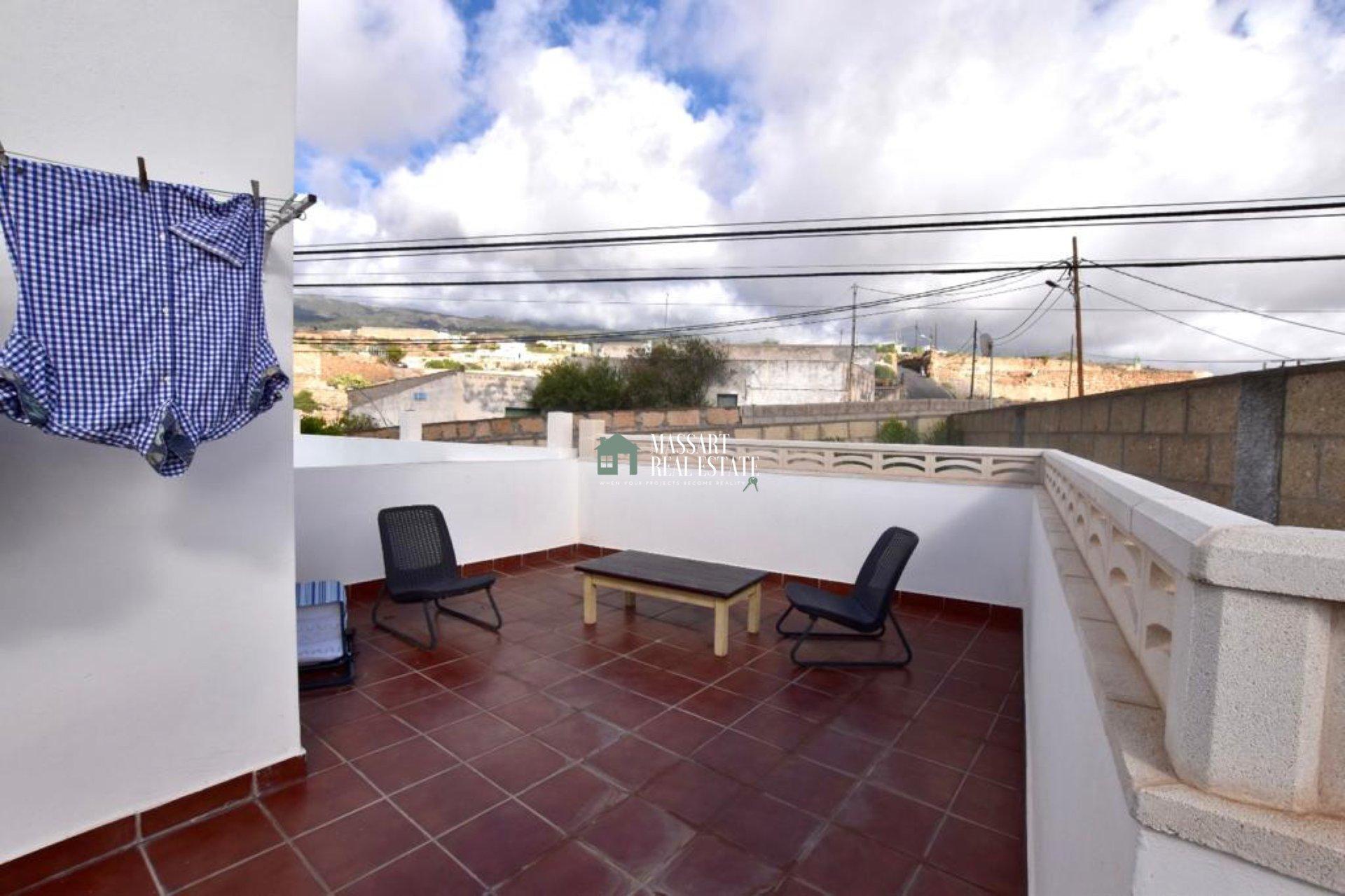 Apartamento de 80 m2 completamente amueblado y ubicado en una zona estratégica de Granadilla de Abona.
