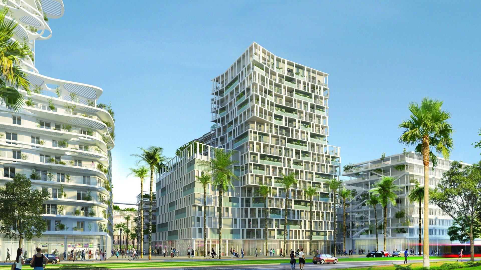 Programme Immeuble - Nice