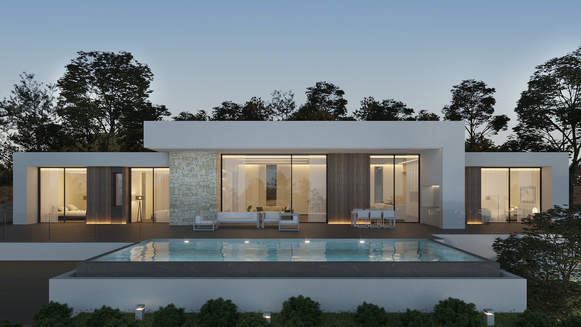 New building project in Javea