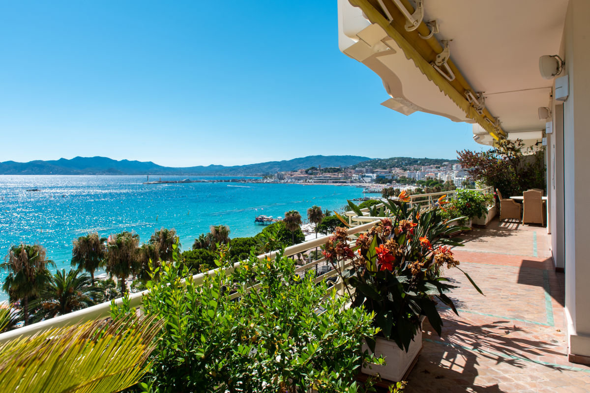 Amazing apartment la Croisette Cannes