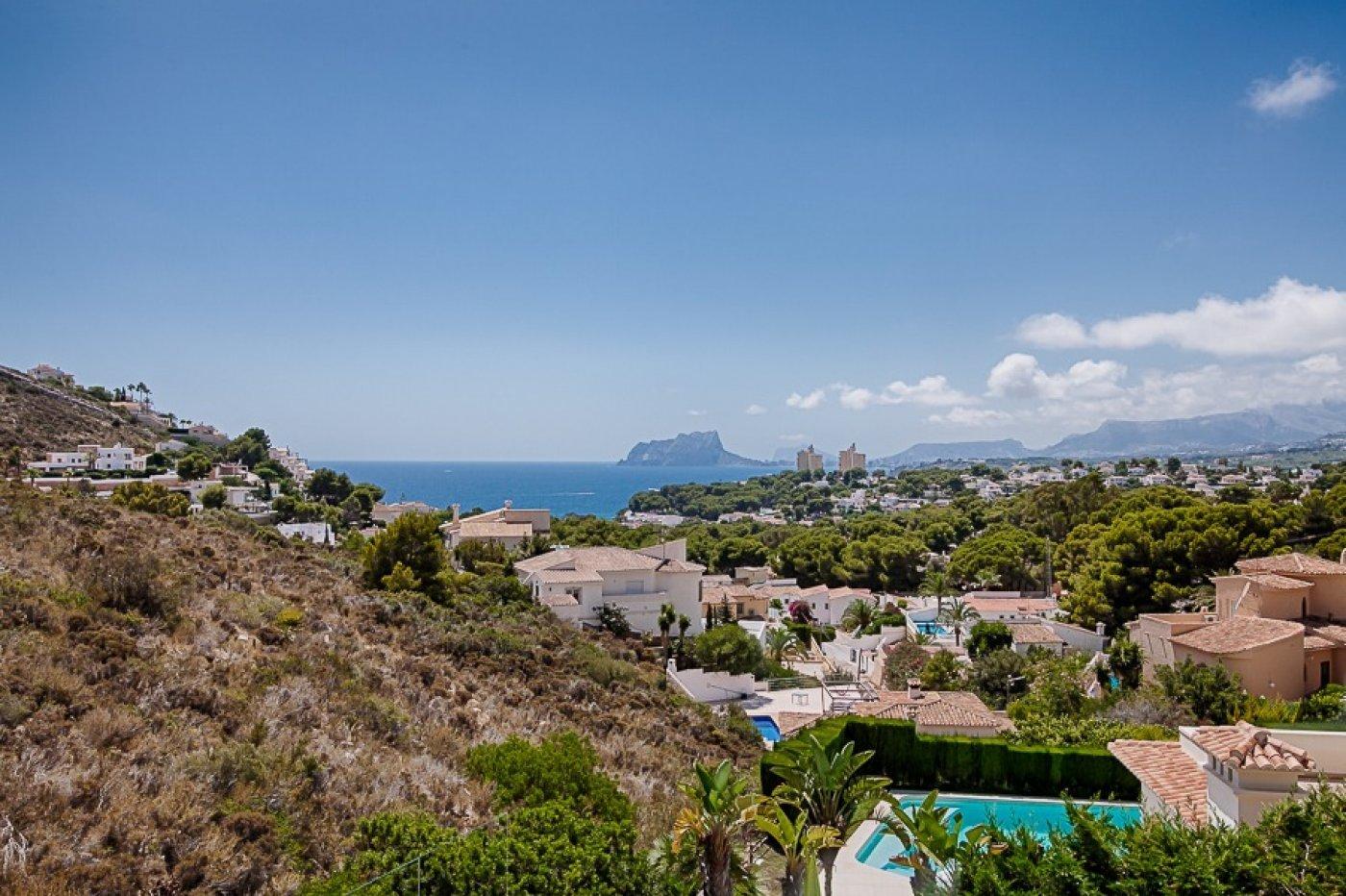 Nouvelle villa moderne avec d'excellentes vues sur la mer à El Portet