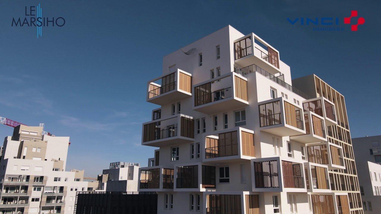 T3 neuf 59 m² Résidence le Marsiho