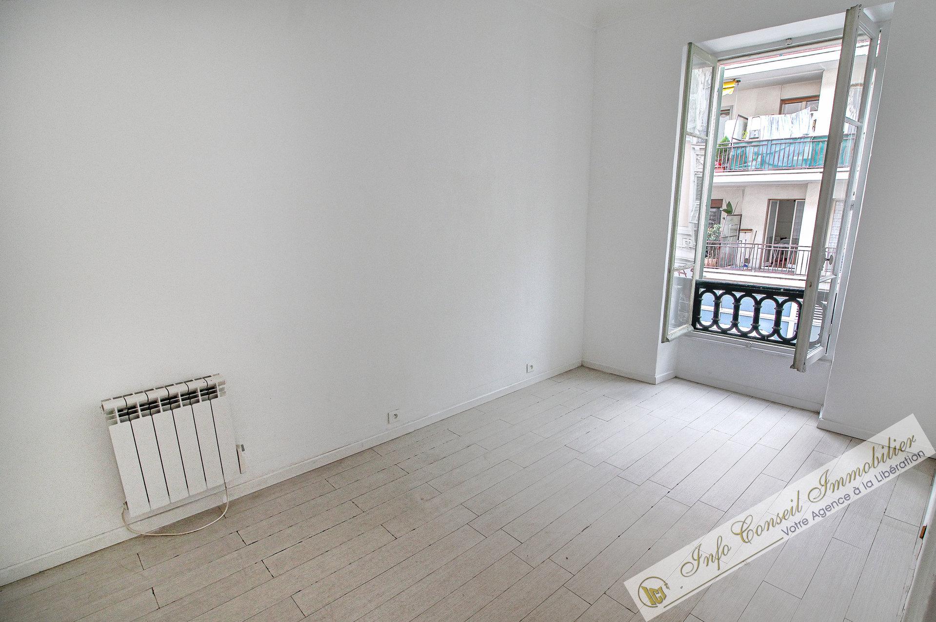 GAMBETTA - ROASSAL - 2P 33 m² - Idéal Locatif - 115.000 €
