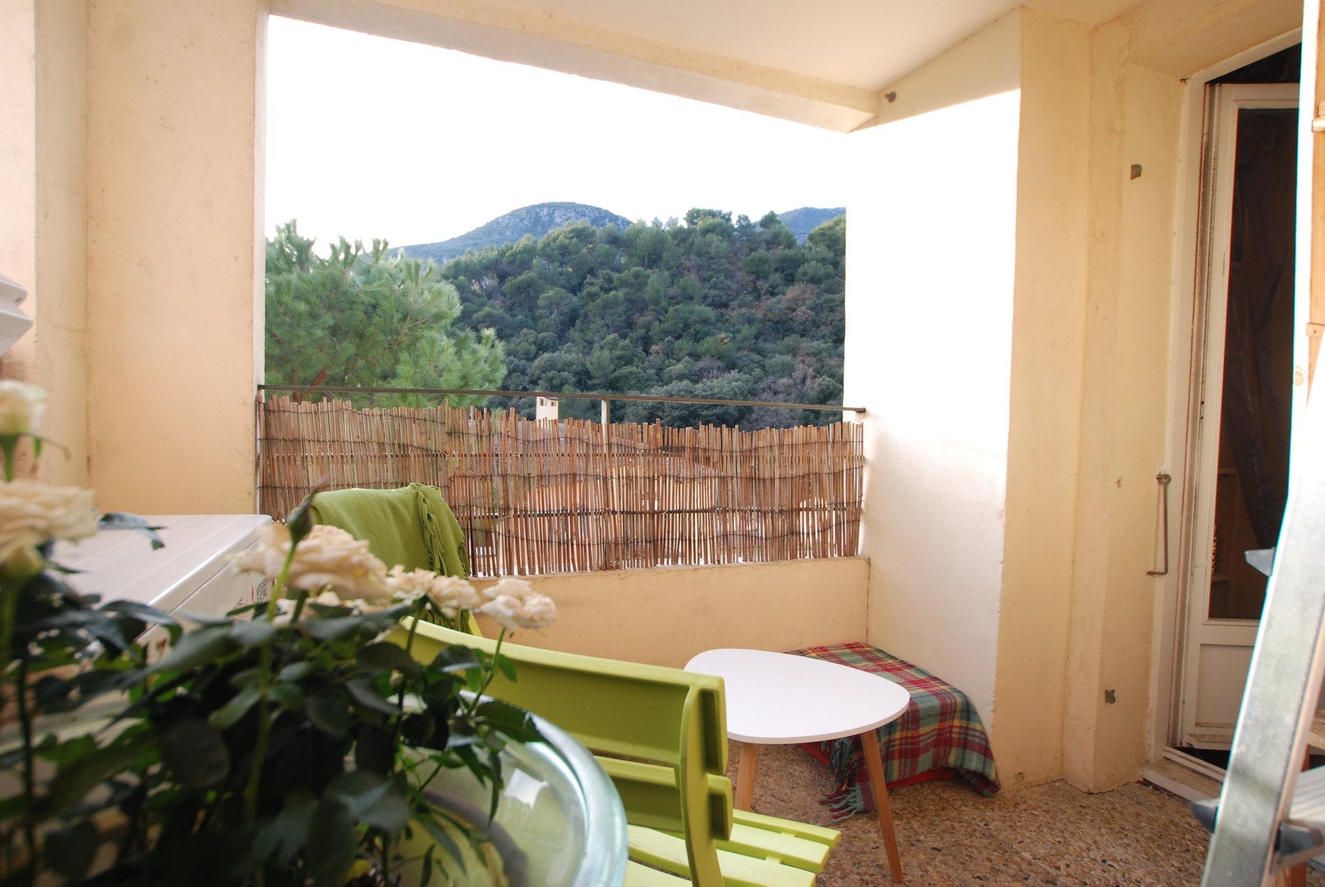 3 Pièces terrasses - Roquebrune Cap Martin