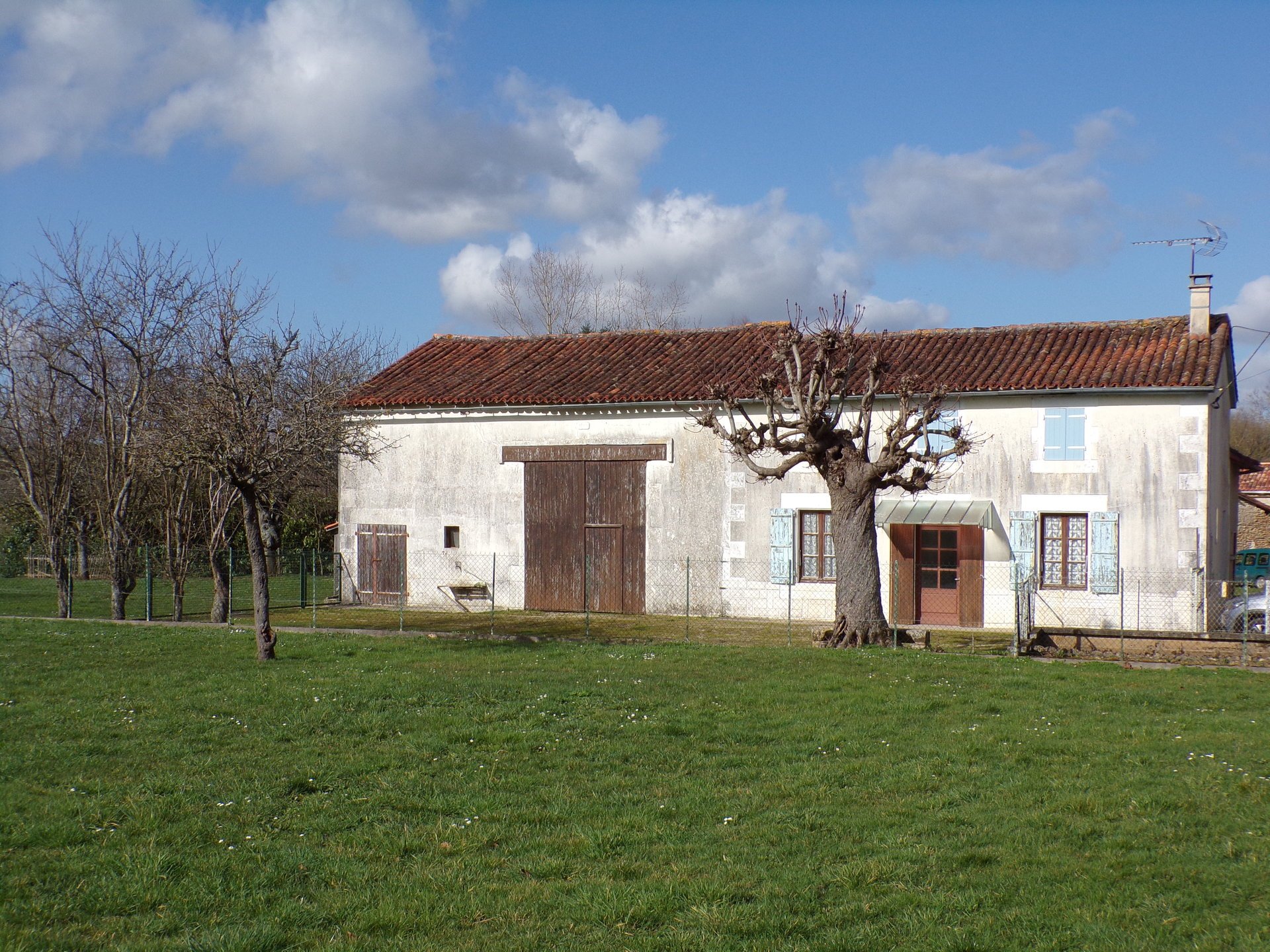 Farmhouse 15mn from the shops