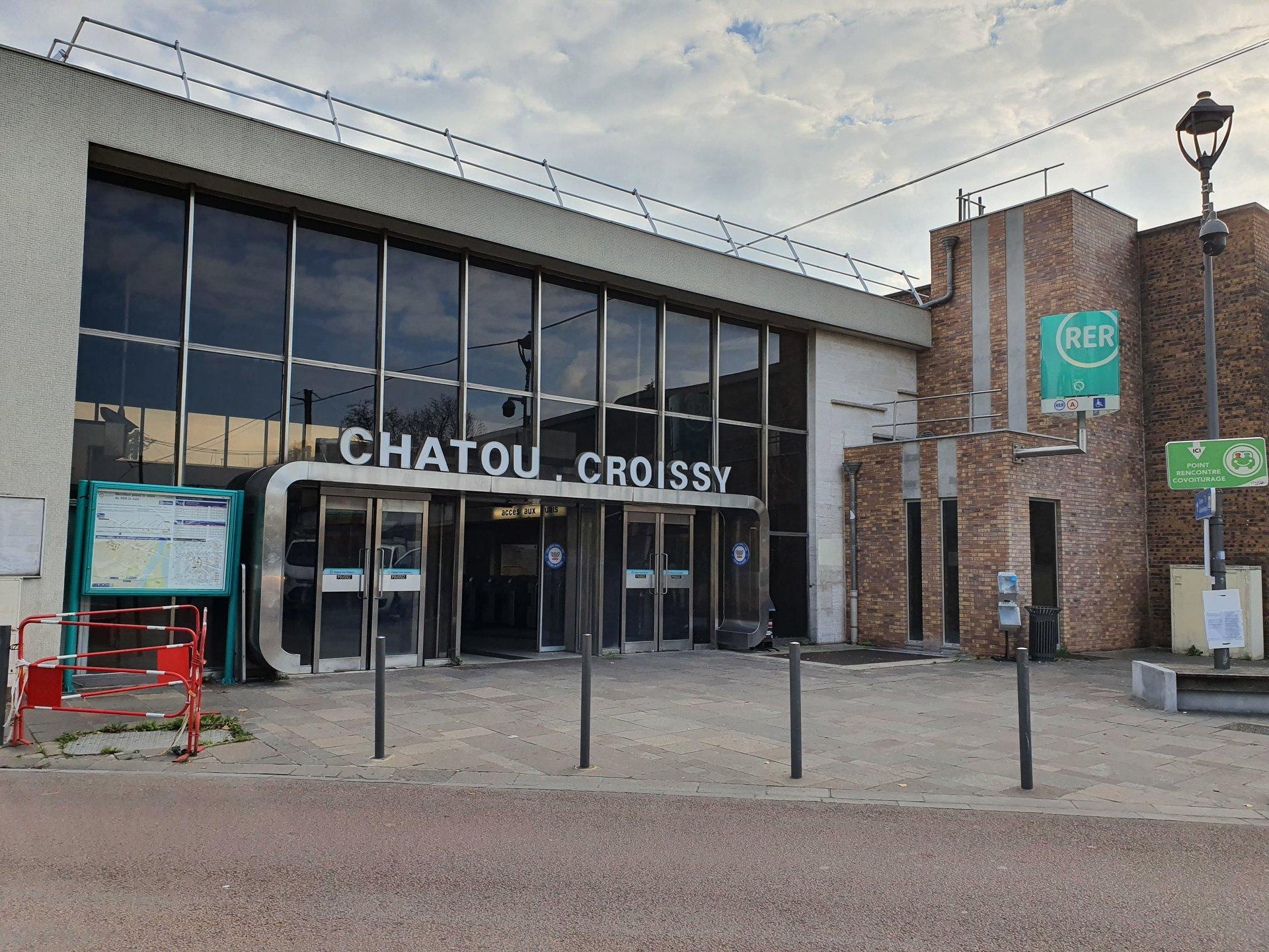 GARAGE RER CHATOU