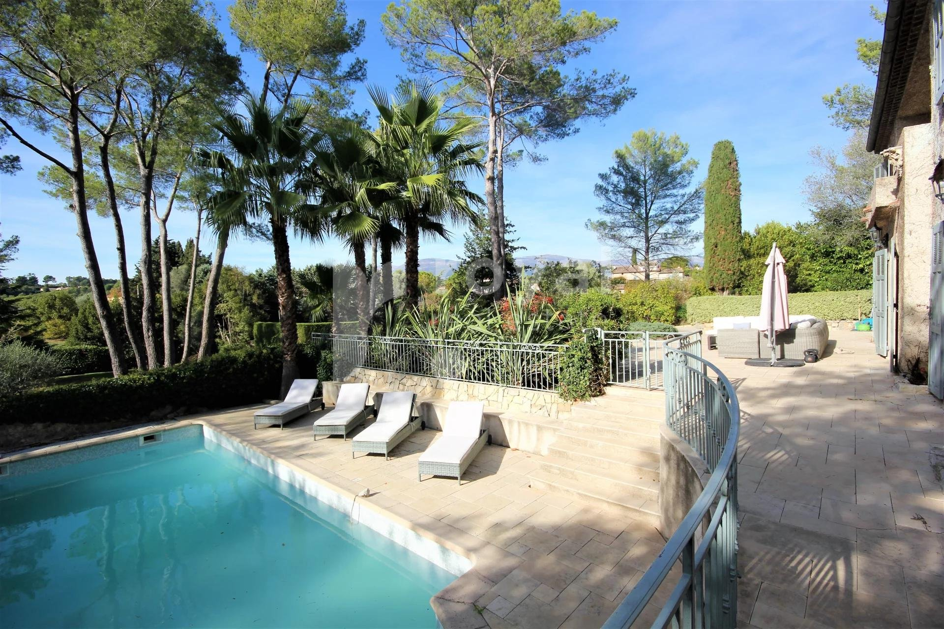 For rent Villa - Mougins