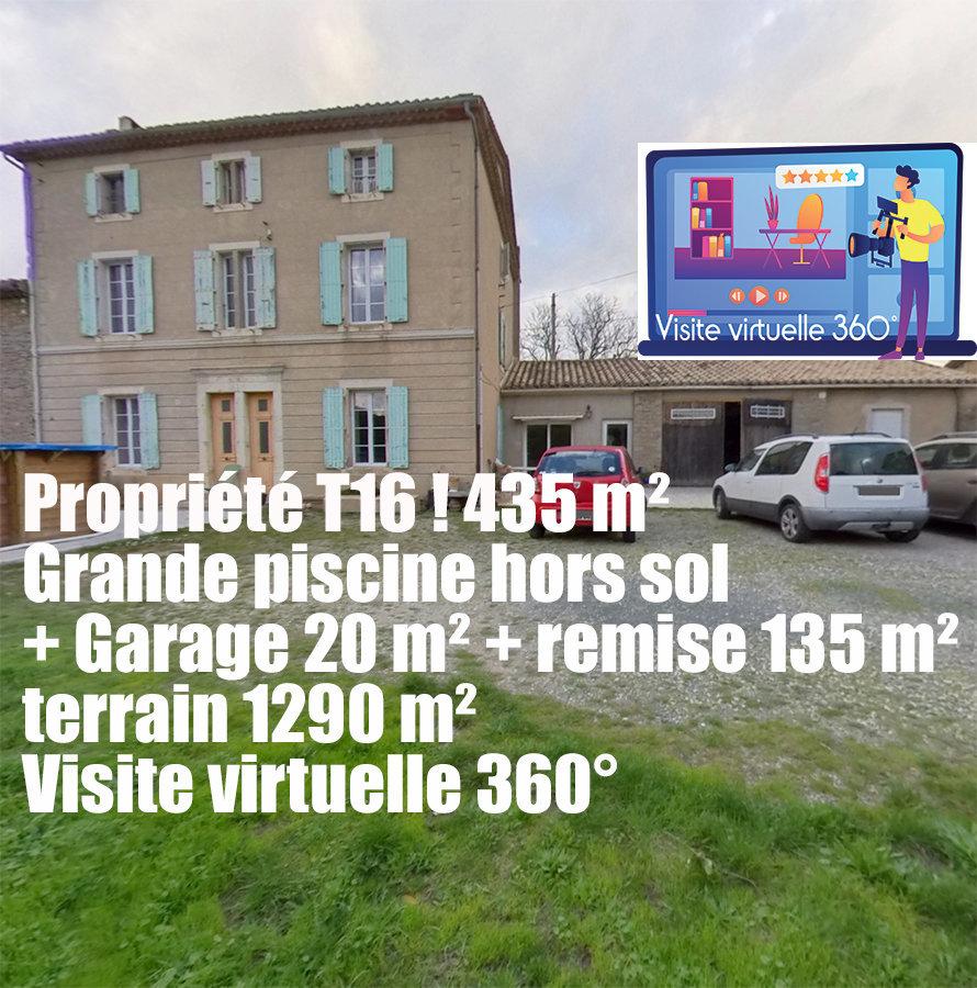 Sale Property - Marseillette