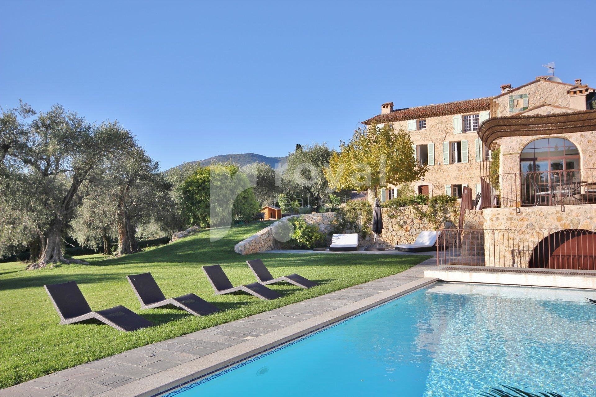 For rent Villa - Grasse