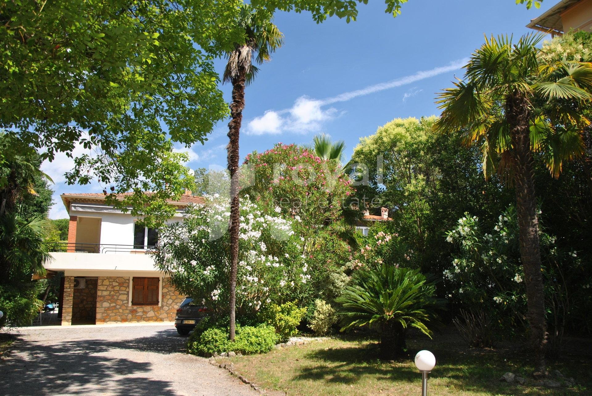 CANNES : RESIDENTIAL AREA
