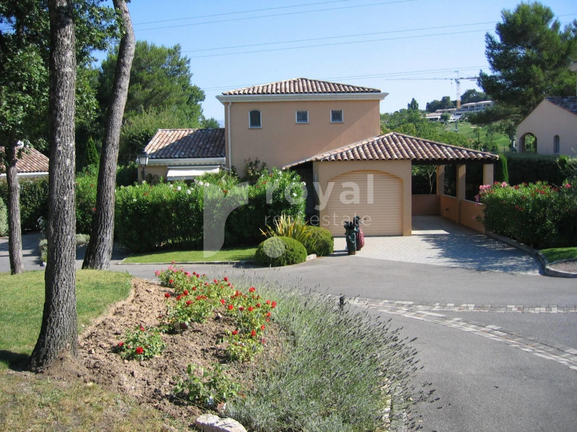 For rent Villa - Mougins