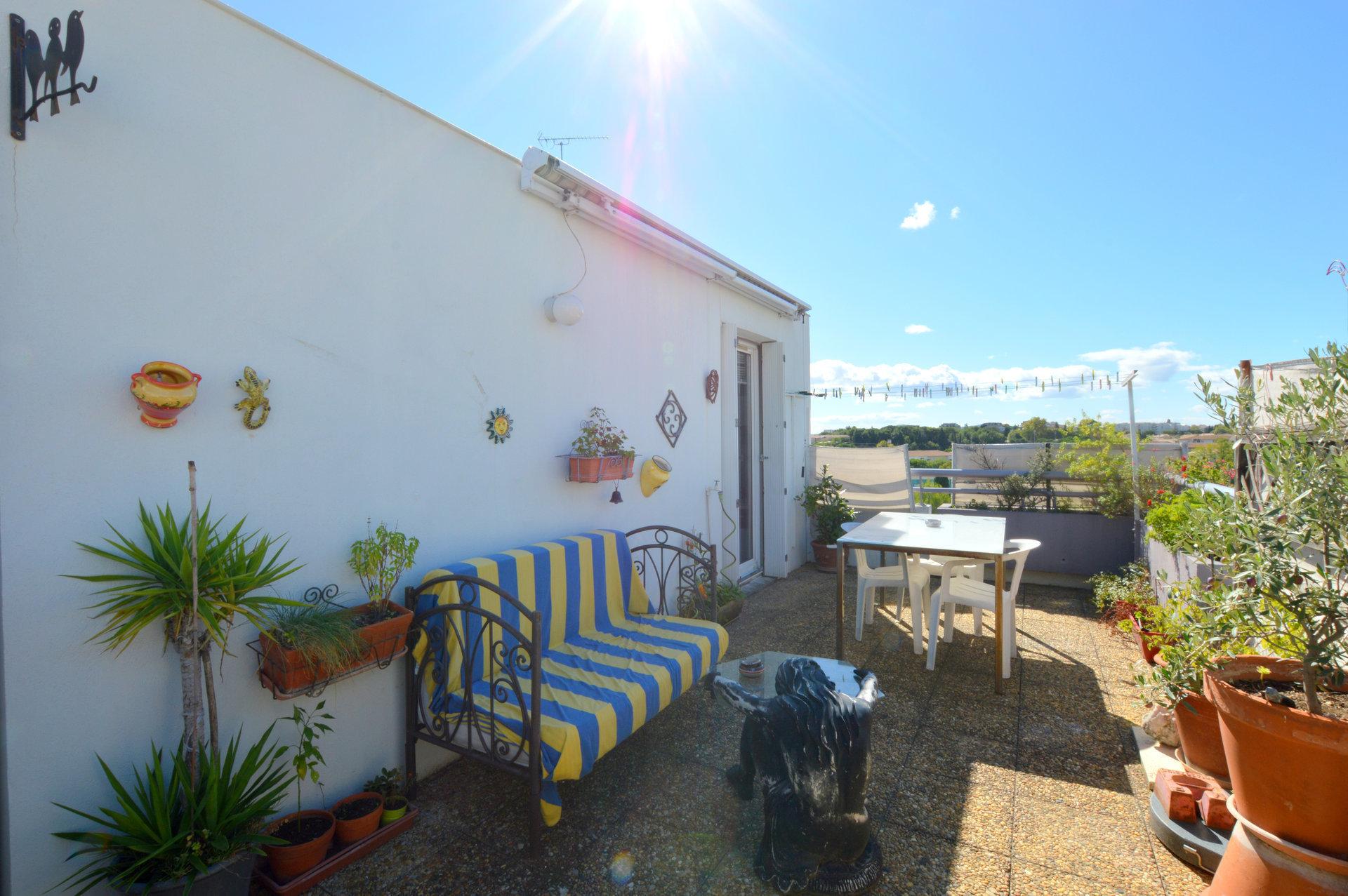 Appartement Duplex 3 pièces Montpellier