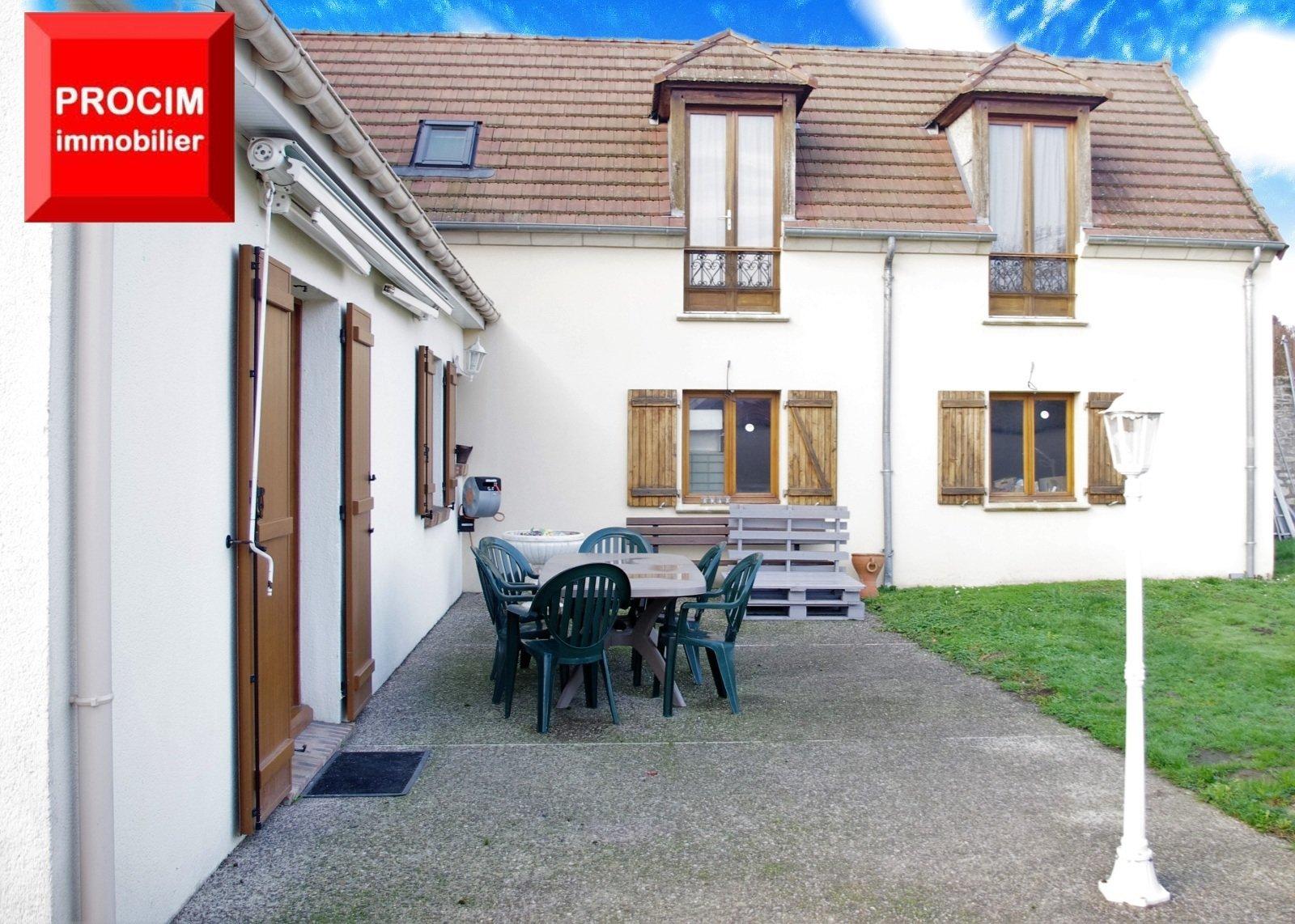 Pavillon 150 m² Proche Gouvieux 10mns