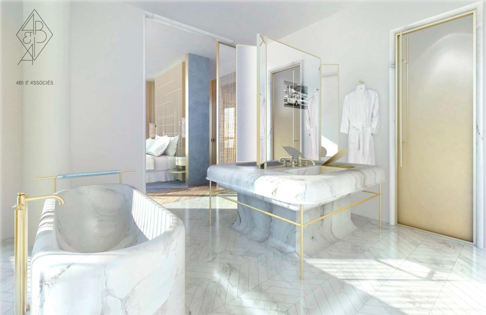 One Monte-Carlo - Exquisite Two Bedroom