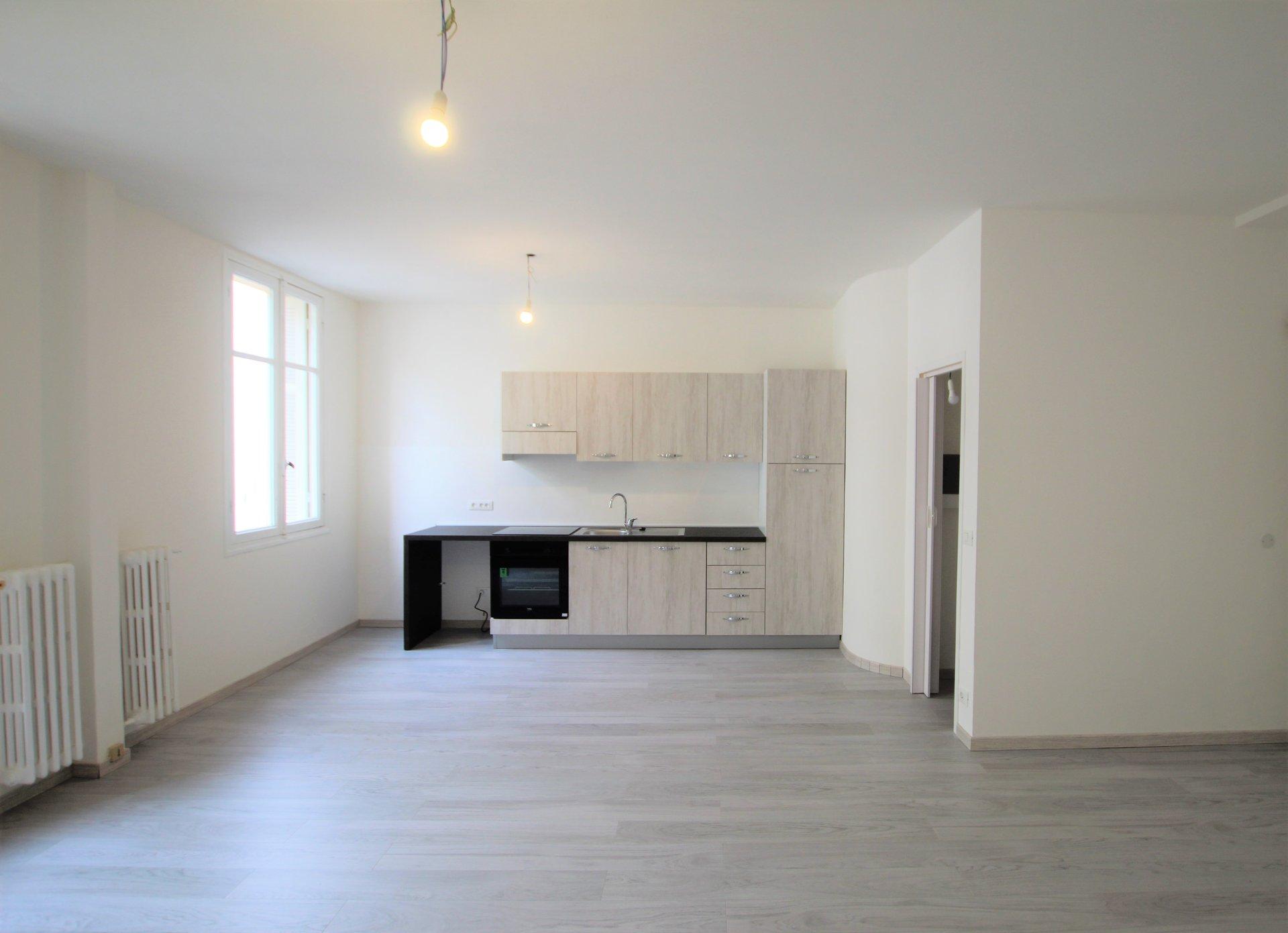 Rental Apartment - Nice Piétonne