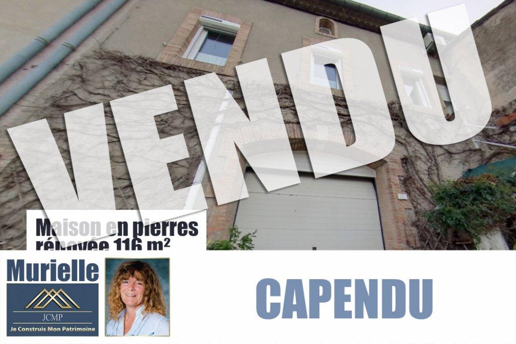 Sale Village house - Capendu