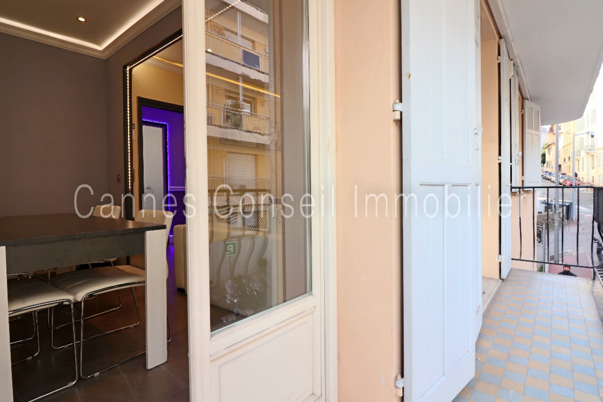 Cannes Gallieni - 3P modern