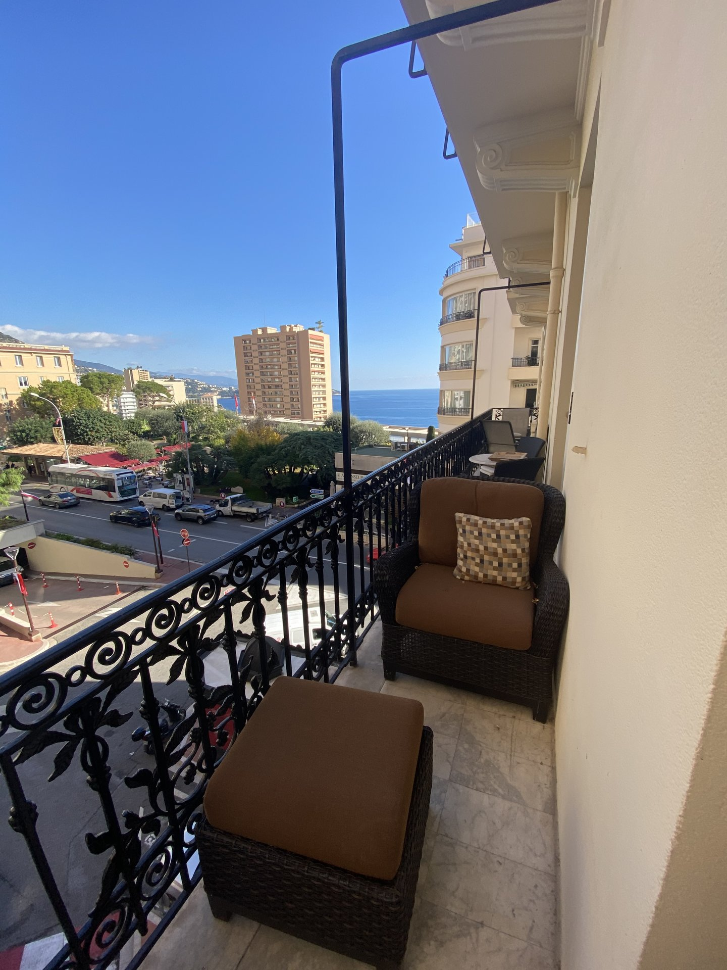 Rental Apartment Monaco Monte-Carlo