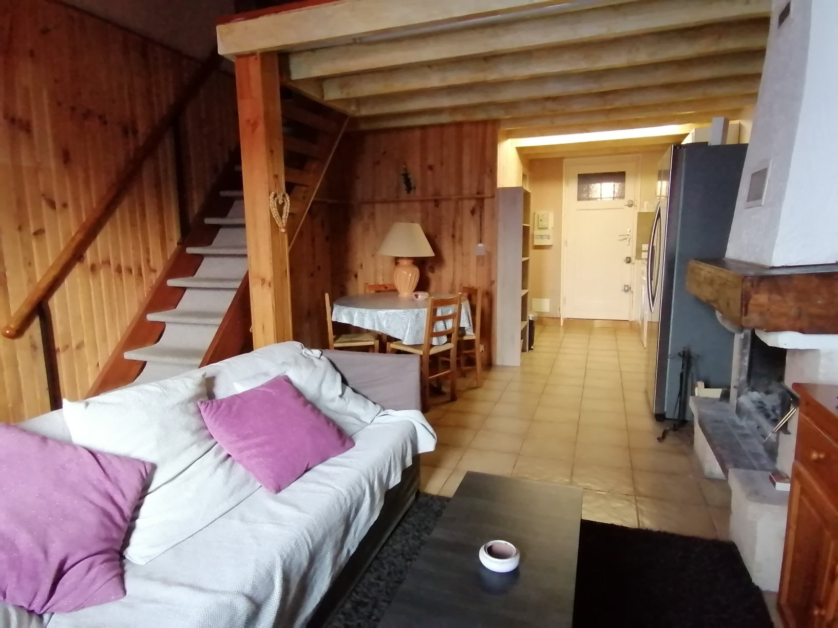 VENTE APPARTEMENT DUPLEX A GREOLIERES LES NEIGES